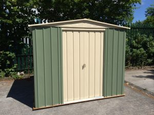 Competitively Priced, High Quality Metal Garden Sheds & Outdoor Storage Buildings