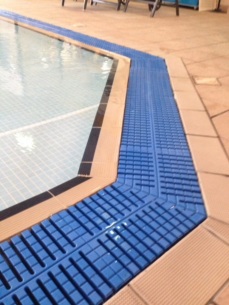 Pool Overflow Grating & Water Fountain / Jet Maintenance Cheshire