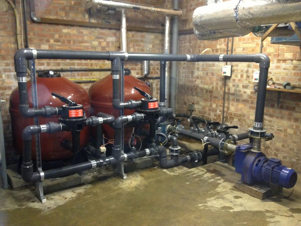 Water Filtration Refurbishment Birmingham