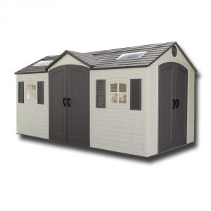 Weatherproof Plastic Storage Sheds, Garages & Workshops, Bike Stores & Storage Boxes