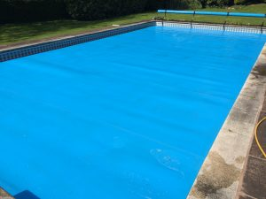 Poolside Systems Water Impervious Pool Covers Cheshire